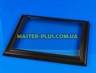 Рамка двери эл.плиты со стеклом в сборе Gorenje 656615