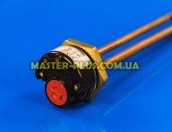 ТЭН Thermowatt 2,0 кВат, гайка, прямой, без порта под анод, с термостатом