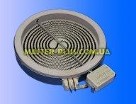 Конфорка для стеклокерамической поверхности 1200watt Whirlpool  481231018887