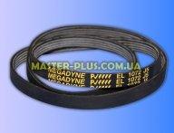 Ремень 1072 J5 EL «Megadyne» черный