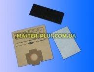 Комплект одноразовых мешков для пылесоса Zelmer код: 1010.0130 +2 фильтра