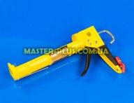 Пістолет для герметиків з трещіткою (напівзакритий) Sigma 2723081 для ручного інструмента