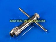 Вороток для мітчиків М5 - М12 з тріскачкою Matrix 76907 для ручного інструмента