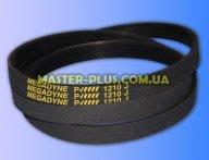 Ремень 1210 J6 «Megadyne» черный