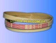 Ремень 1043 J4 EL «Megadyne» желтый