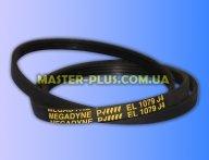 Ремень 1079 J4 EL «Megadyne» черный