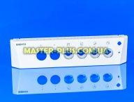 Передняя декоративная панель управления плиты Beko 418906034