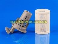 Фільтр (в зборі) для залишків їжі, для посудомийних Indesit Ariston C00142344 для посудомийної машини