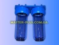 """Колби магістрального фільтра Slim Line 10 """"(підключення 3/4"""") AquaKit SLD 10 """"3P TP для фільтра для води"""