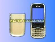 Корпус для телефона Nokia 6303 Silver