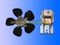 Вентилятор обдува No-Frost в сборе совместимый с Indesit C00093206