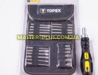 Набір головок і біт з тримачем 26 шт TOPEX 39D352 для ручного інструмента