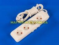Фильтр сетевой (удлинитель) на 4 розетки 2м Viko Multi-Let