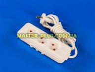 Фильтр сетевой (удлинитель) на 3 розетки 2м Viko Multi-Let