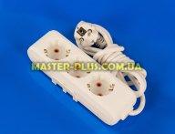Фильтр сетевой (удлинитель) на 3 розетки 2м с заземлением Viko Multi-Let