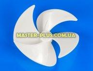 Крыльчатка вентилятора обдува радиатора компрессора Beko 4858340185