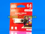 USB флеш накопитель GOODRAM 64GB Twister Black USB 3.0 (UTS3-0640K0R11)