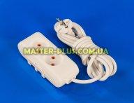 Фильтр сетевой (удлинитель) на 2 розетки 3м Viko Multi-Let