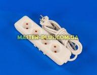 Фильтр сетевой (удлинитель) на 4 розетки 3м Viko Multi-Let