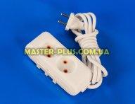 Фильтр сетевой (удлинитель) на 2 розетки 2м Viko Multi-Let