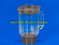 Чаша блендера 1200ml в сборе для кухонного комбайна Kenwood KW714224