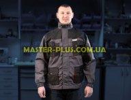 Куртка робоча DAN (XL) Yato YT-80283 для спецодягу та засоби захисту