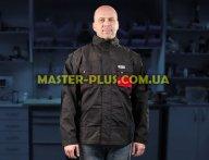 Куртка робоча чорно-червона (XXL) Yato YT-8024 для спецодягу та засоби захисту