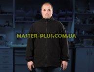 Куртка робоча флісова чорна (XXL) Yato YT-80364 для спецодягу та засоби захисту