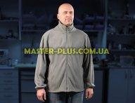 Куртка робоча флісова сіра (XXL) Yato YT-80369 для спецодягу та засоби захисту