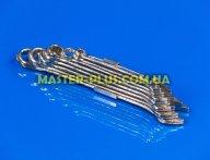 Ключі комбіновані 6-19мм, набір 8шт Grad 6010085 для ручного інструмента