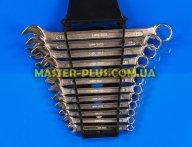 Ключі комбіновані 6-22мм (голівка полірована), набір 12шт Sigma 6010201 для ручного інструмента