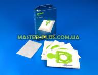 Мешок для пылесоса совместимый с Zelmer 49.4100 (Зеленый)