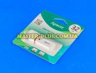 USB флеш накопитель Apacer 32GB AH333 white USB 2.0 (AP32GAH333W-1)