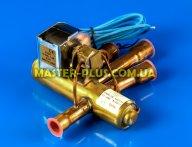 Клапан 4-х ходовой (соленоид) 10мм/14мм DHF 11B