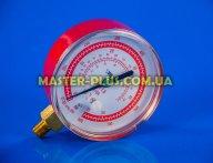 Манометр високого тиску 0-800PSI для R410a VALUE AH для інструмента для ремонту холодильників
