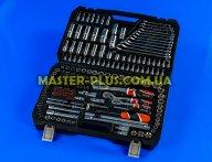 """Набір інструментів 1/4 """"3/8"""" 1/2 """"з 216 предметів Yato YT-38841 для ручного інструмента"""