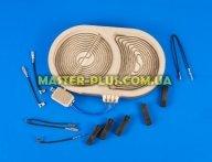 Конфорка для стеклокерамической поверхности Whirlpool 481231018896