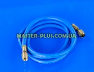 Шланг заправочный 1,5м Whicepart СТ-360 (синий)
