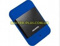 """Внешний жесткий диск 2.5"""" 1TB ADATA (AHD700-1TU3-CBL) для компьютера"""