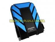 """Внешний жесткий диск 2.5"""" 1TB ADATA (AHD710-1TU3-CBL) для компьютера"""