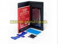 Стекло защитное ADPO для Samsung G935 Galaxy S VII Edge (черное) (1283126472237) для мобильного телефона