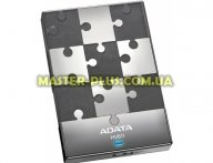 """Внешний жесткий диск 2.5"""" 1TB ADATA (AHV611-1TU3-CBK) для компьютера"""