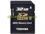 Карта памяти TOSHIBA 32GB microSD class 4 (THN-M102K0320M2) для компьютера