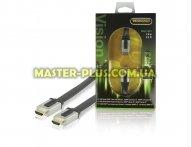 Кабель мультимедийный HDMI to HDMI 1.0m Bandridge (PROV1601) для компьютера