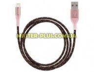 Дата кабель USB 2.0 AM to Lightning 1.0m OZAKI (OT222ARG) для мобильного телефона