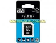 Карта памяти GOODRAM 32GB SDHC Class 10 (SDC32GHC10GRR10)