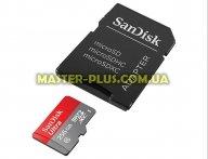 Карта памяти SANDISK 256GB microSDXC class 10 UHS-I Ultra (SDSQUNI-256G-GN6MA)