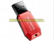 USB флеш накопитель A-DATA 16Gb UV100 Red USB 2.0 (AUV100-16G-RRD)
