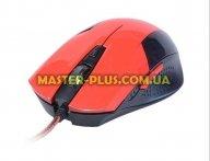 Мышка Greenwave MX-222L USB, red-black (R0013759)