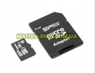 Карта памяти Silicon Power 16GB microSD Class10 UHS-I U3 (SP016GBSTHDU3V10SP) для компьютера